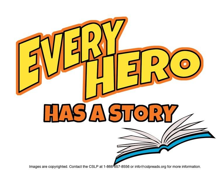 Every Hero Slogan
