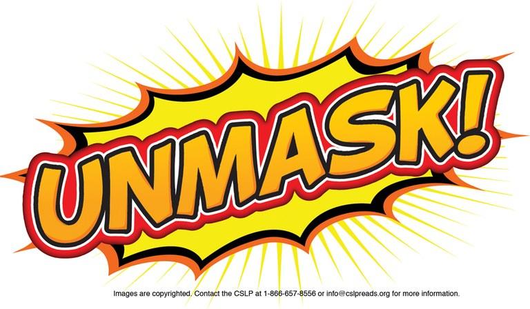 Unmask Slogan 2015